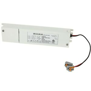 24v Triac Dimmable 80w Driver Power Supply For Led Light Junction Box Built In