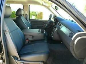 Clazzio Synthetic Leather Custom Seat Covers For Chevy Silverado