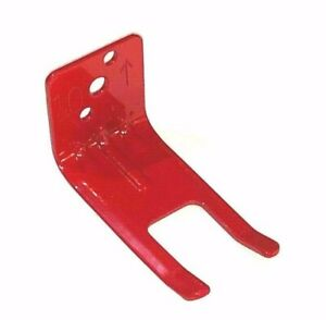 Fork Style Wall Mount 10 Lb Size Fire Extinguisher amerex Bracket New