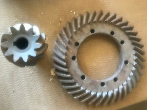 1928 1931 Ford Model A 3 54 Ring And Pinion Gear Set