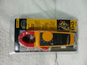 Fluke 323 True Tester Rms 600v Ac Dc Measures Ac Current 400 Amp New Open Box