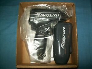New Snap On 3 8 Drive Super Duty Magnesium Air Impact Wrench Mg325gmg Open Box