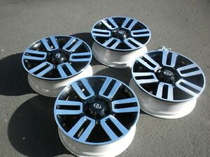 20 Toyota 4runner Rims 20 Inches Toyota 4 Runner Wheels Original Oem Excellent