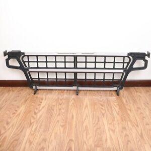 Loading Zone Bed Cargo Divider 54 Fully Retracted