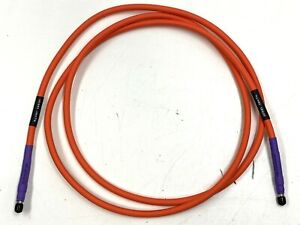 Megaphase 96 Armored Coax Test Cable 50014 96 Sma Male To Sma Male Laboratory