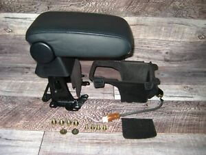Lexus Is300 Is 300 Center Console Arm Rest Lid Kit Full Complete 2001 2005 Black