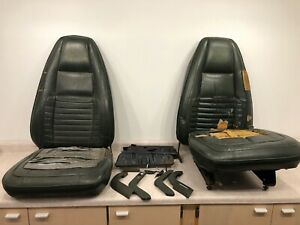 1970 Dodge Charger Challenger Coronet Plymouth Barracuda Bucket Seats And Tracks