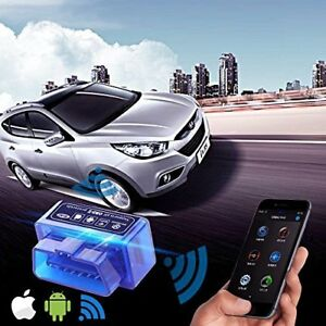 Wifi Elm327 Obdii Car Diagnostic Scan Tool Auto Scanner For Android Iphone Ios