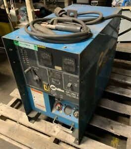 Miller Cp 250 Ts Constant Voltage Dc Arc Welder Power Supply 200 460v tested