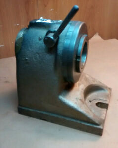 Hardinge Bro H 4 Horizontal 5c Collet Index Fixture Machinist Tool 24 Chipped