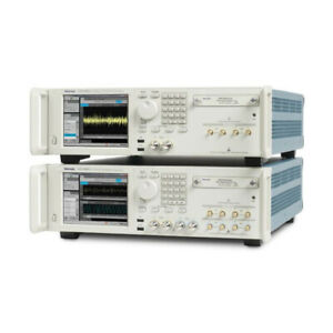Tektronix Awg70001a Arbitrary Waveform Generator 20ghz 1ch up To 50gs s