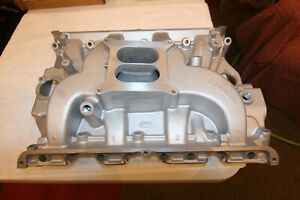 Nos Ford Mustang Shelby 428 Police Interceptor Aluminum Intake C7ae 9424 F Mint