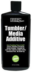 Flitz TA 04806 Tumbler Media Additive 16 oz. Bottle $37.19