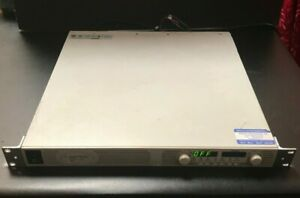 Agilent N5744a System Dc Power Supply 20v 38a 760w