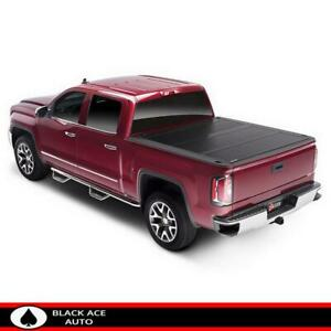 Bak Bakflip Fibermax Hard Tri fold Tonneau Cover For S10 sonoma 6 Bed 1993 2003
