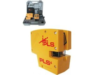 Pacific Laser Systems Pls4 Point And Line Laser With Detector