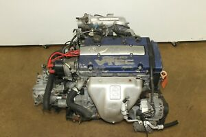Jdm Honda Accord Sir F20b Dohc Vtec 2 0l Engine Manual Version Motor only