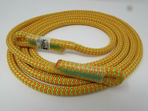 Rope Logic s 11 7mm Tropical Ivy Lanyard No Snaps 10ft 12ft 14ft Arborist