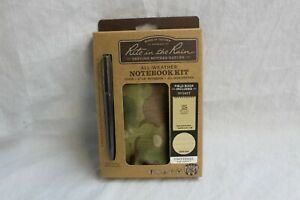 Rite In The Rain 946m Kit All Weather 4x6 Notebook Pen Carrying Case Multicam
