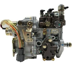 Yanmar Fuel Injection 3 Cylinder Pump Diesel Engine 729242 51360 119233 77932