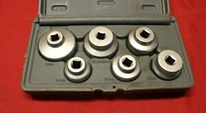 Matco Tools Ofsr60 3 8 Drive 6 Piece Oil Filter Cap Socket Set Free Shipping
