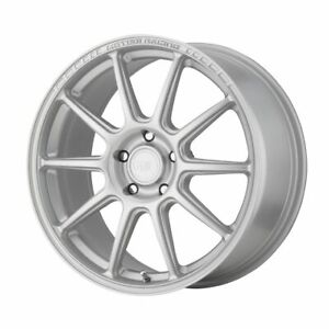 Four 4 18x8 5 Motegi Mr140 Et 45 Silver 5x114 3 5x4 5 Wheels Rims