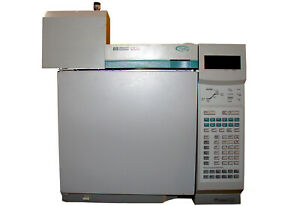 Agilent hp 6890 Plus Gc With Fid Tcd