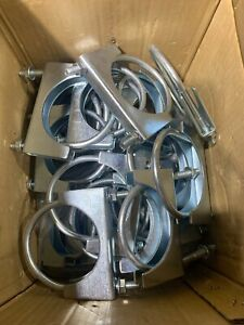 New Lot Of 25 3 1 2 Exhaust Clamps S 4319