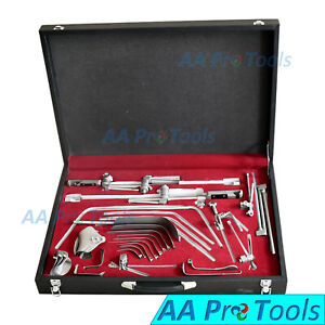 Thompson Retractor Complete Set Surgical Orthopedic Stainless Steel Rt 1014