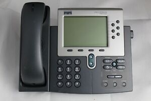 Lot 5 Cisco Cp 7960g Ip Business Phones