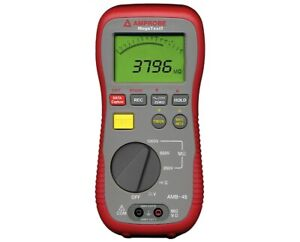 Amprobe Amb 45 Megatest1 Insulation Resistance Tester W Pc Interface