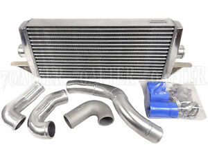 Greddy Type 24e Turbo Intercooler Upgrade W Pipes For 17 20 Civic Type R Fk8