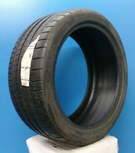 19 Michelin Pilot Super Sport Tire 255 40zr19 100y Dot16