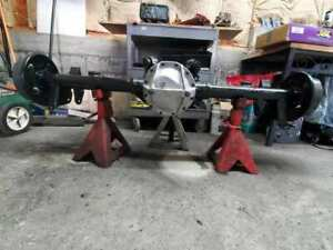 Chevelle 12 Bolt Chevy Rear Approx 1968 1972 Chevrolet Rear End