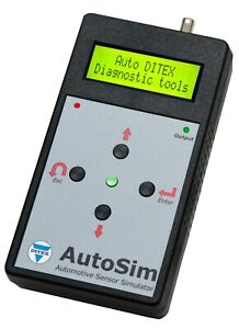 Automotive Sensor Simulator Autosim