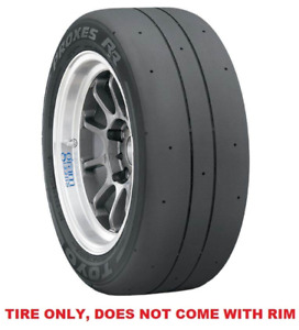 Toyo Tire Proxes Rr Dot Competition Tire 205 50z R15 4 32 Sl 255000