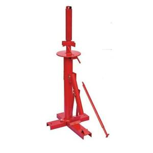 Bickers Tyre Changer Motorcycle Motorbike Manual Workshop Equipment