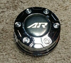 1x Used American Racing Wheel Custom Center Cap S606 04 M 722 1326106941 Sc 136a