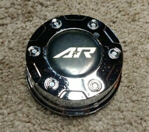 Used Ar American Racing Custom Wheel Center Cap Chrome M 722 1326106941 S606 04