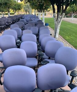 Midback Allsteel Trooper Office Conference Chairs