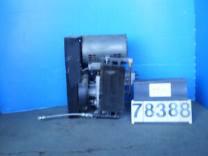 Powerex Oilless Rotary Scroll Air Compressor Model Sael05 5hp 78388