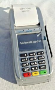 New Fd130 Emv Nfc Dial ip wifi Credit Card Terminal