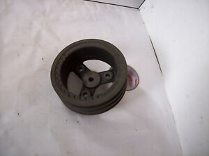 409 348 Chevy Impala Crankshaft Pulley Triple Deep Groove Air Conditioning W ps