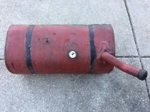 Vintage Antique Roamer Barley Motor Car Auto Gas Fuel Tank