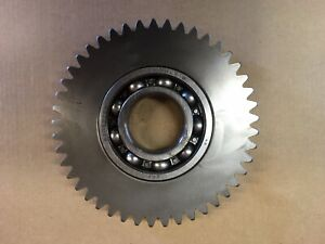 45 Tooth Idler Gear And Bearing For Galfre Frd Disc Mowers