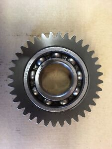 36 Tooth Idler Gear And Bearing For Galfre Frd Disc Mower