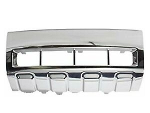 New 2008 2009 2010 2011 2012 Ford Escape Limited Front Lower Bumper Grille Chrom