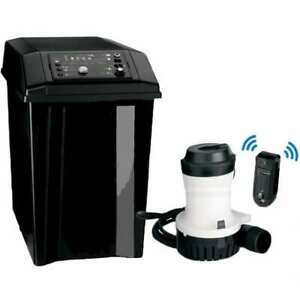 Myers Mbsp 3 Battery Backup Sump Pump System W Wifi Remote Monitoring