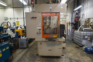 Price Lowered Jsw 40 Ton Verticle Injection Molding Machine With Rotary Table