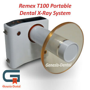 Portable Handheld X ray System 2 Yr Wty Free Shipping Fda Cleared Remex T100